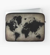 Stained earth Laptop Sleeve