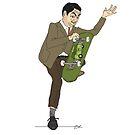 Mr. Bean Plant by fartrock