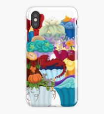 The Princess Cupcake Collection  iPhone Case