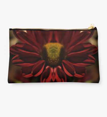 RedFlower in Light Reflections Studio Pouch