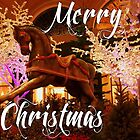 Christmas Horse by Phyxius