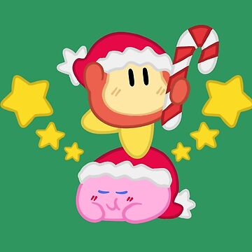 Merry Dee and Kirby by ZeroInsignia