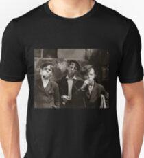 New York Newsies Smoking Cigarettes 1899 T-Shirt