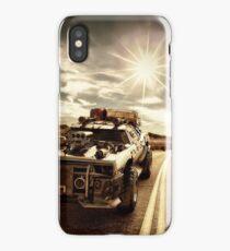 Desert Messiah iPhone Case