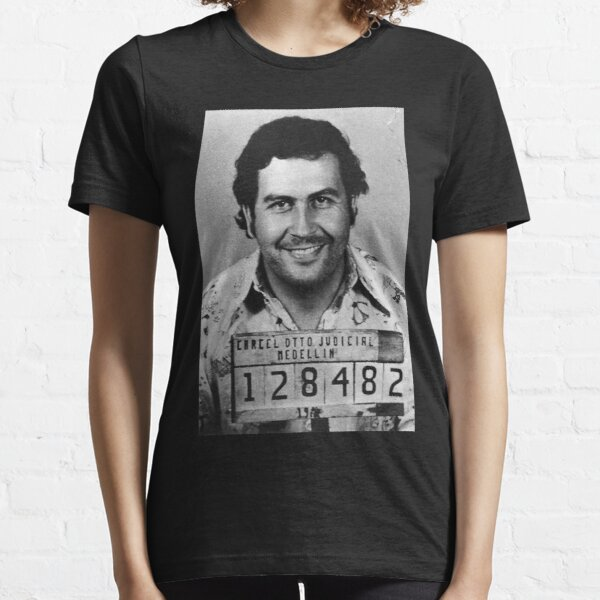 Pablo Escobar T-shirt essentiel