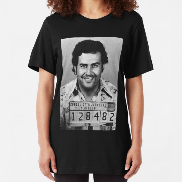 Pablo Escobar Slim Fit T-Shirt