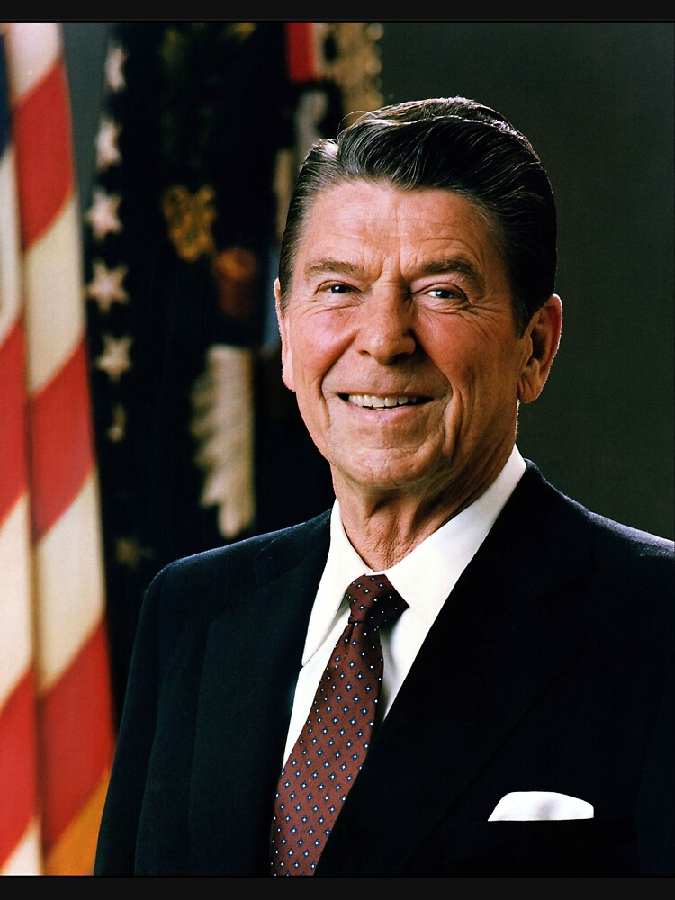Ronald Reagan US by ozziwar