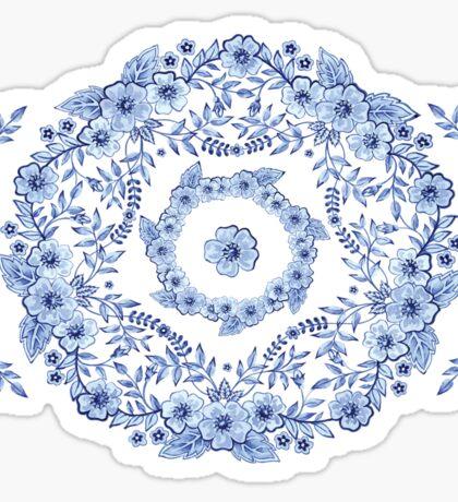 Blue Rhapsody II Sticker
