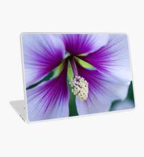 Purple Effusion Laptop Skin