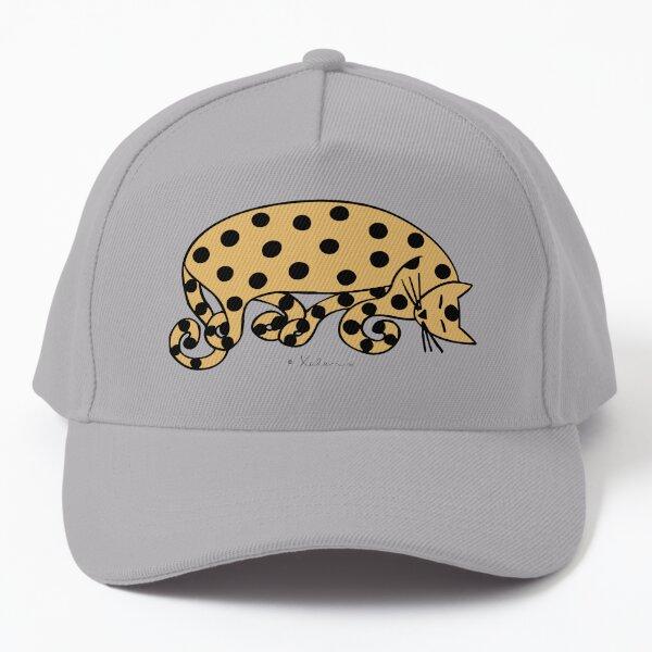 ATOMIC CAT ocher, Xelen.net Baseball Cap