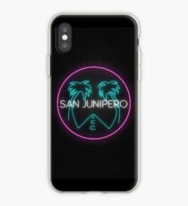 San Junipero Logo iPhone Case