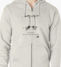 Little Lunch: The Monkey Bars Zipped Hoodie
