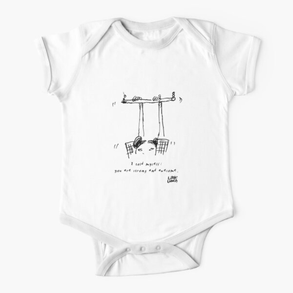 New York NY Funny Baby T-Shirt Imported from Staten Island Toddler Tee