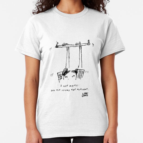 Little Lunch: The Monkey Bars Classic T-Shirt