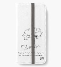 Little Lunch: The Old Climbing Tree iPhone Wallet/Case/Skin