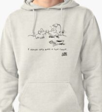 Little Lunch: The Relationship Pullover Hoodie
