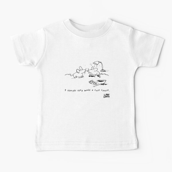 Little Lunch: The Relationship Baby T-Shirt