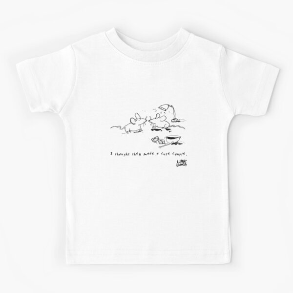 Little Lunch: The Relationship Kids T-Shirt