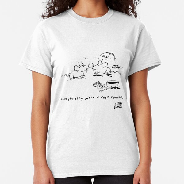 Little Lunch: The Relationship Classic T-Shirt