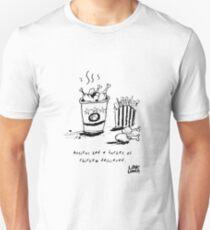 Little Lunch: The Ya-Ya Unisex T-Shirt