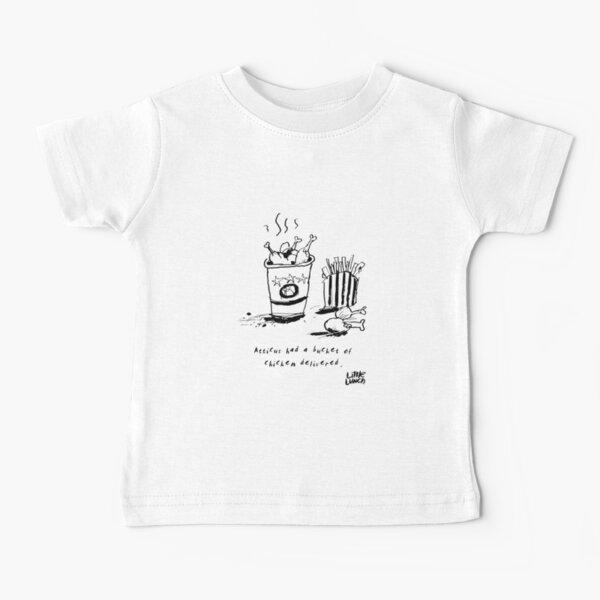 Little Lunch: The Ya-Ya Baby T-Shirt