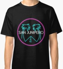 San Junipero Logo Classic T-Shirt