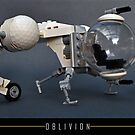 Lego Oblivion by Shannon Sproule
