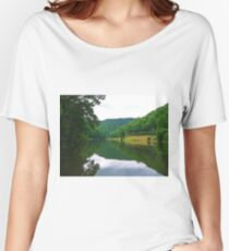 Berwind Lake Women's Relaxed Fit T-Shirt