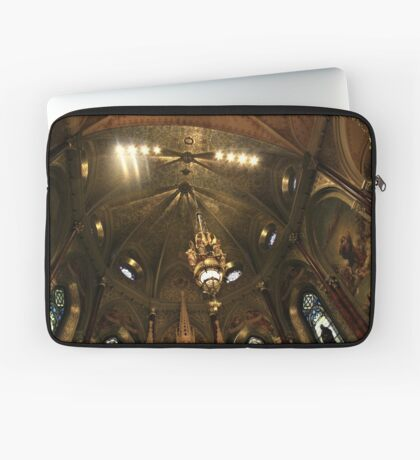 Nice Church Colors Ceiling Laptop Sleeve