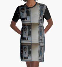 Open & Shut Case, Uralla, Australia 2009 Graphic T-Shirt Dress