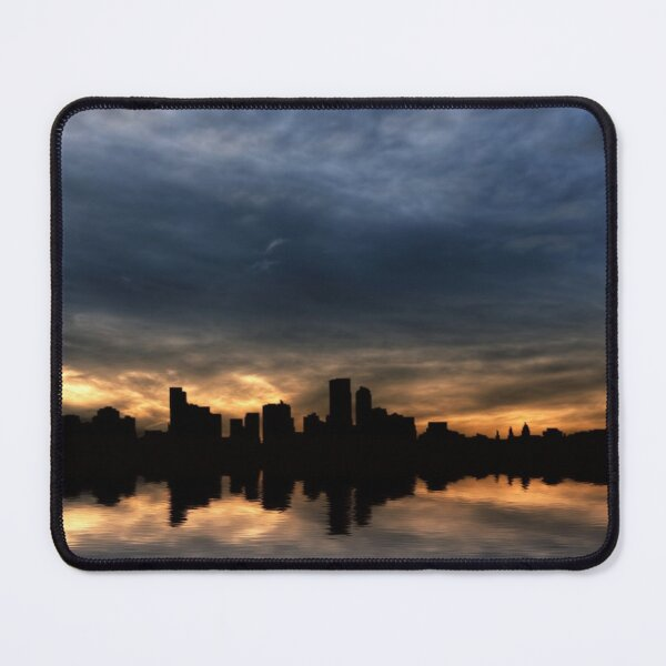 New York Sunset  Mouse Pad