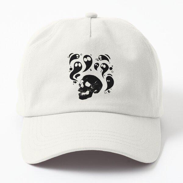 Talking Skulls Dad Hat