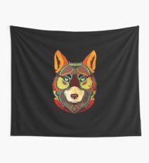 The Wolf Wandbehang