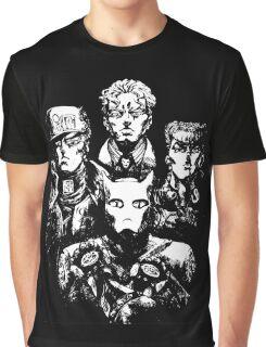 jojo's bohemian rhapsody Graphic T-Shirt