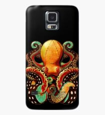 the octopus Case/Skin for Samsung Galaxy