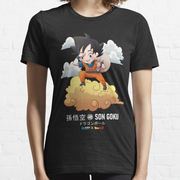 Saiyan Essential T-Shirt