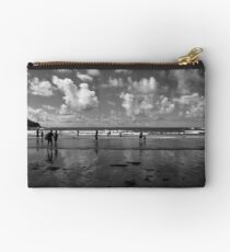 Crackington Beach Studio Pouch