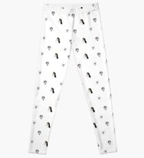 Sharon Needles pattern Leggings