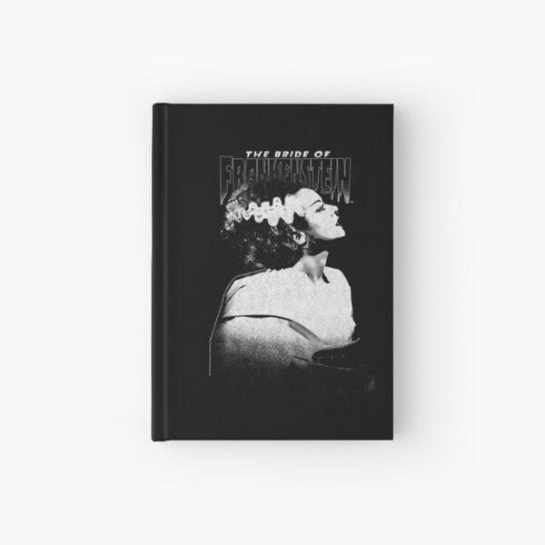 Universal Monsters Bride Of Frankenstein Dark  Hardcover Journal