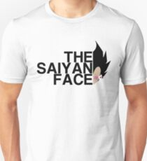 The Saiyan Face Unisex T-Shirt