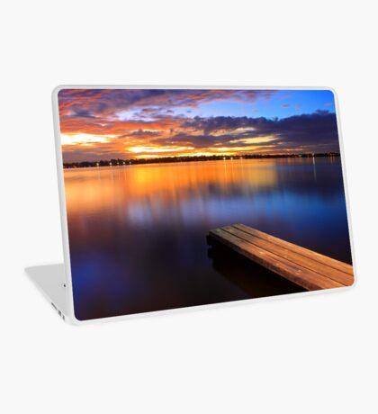 Swan River Jetty - Western Australia  Laptop Skin