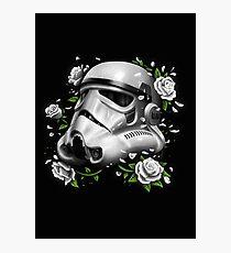 Phantom of the Empire Trooper Photographic Print