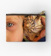 The Sound of the Ocean Studio Pouch