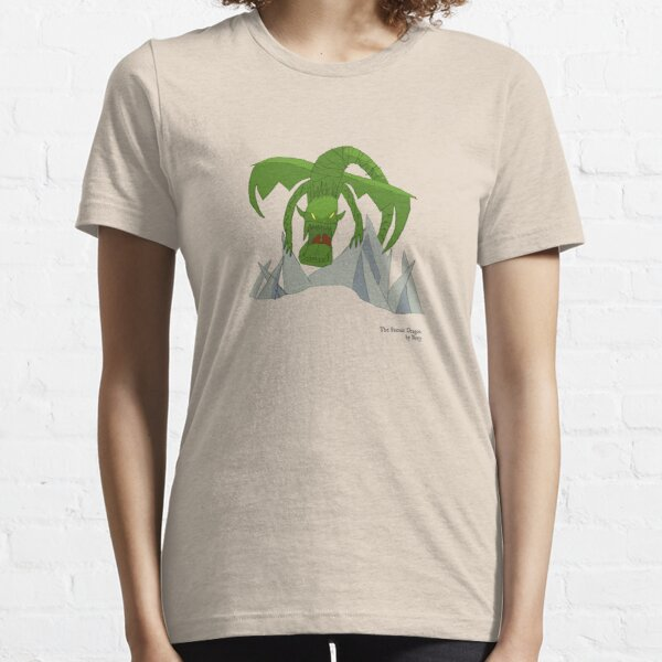 The Forest Dragon Essential T-Shirt