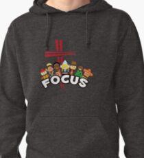 Focus hoodie (large logo - front) T-Shirt
