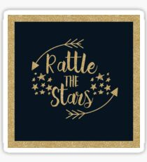 Throne of Glass - Rattle The Stars Sticker