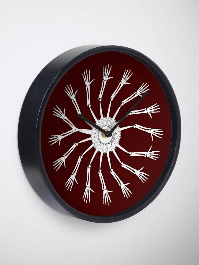 Alternate view of Dance Clock