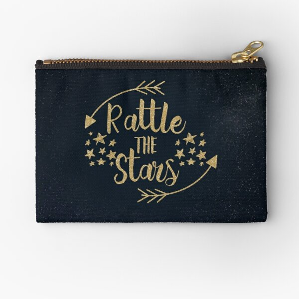 Throne of Glass - Rattle The Stars Zipper Pouch