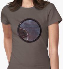 Dinosaur Womens Fitted T-Shirt