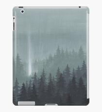 Forestscape 8 iPad Case/Skin
